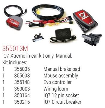 (1839130) iQ7 / Sens-a-brake Manual In Car Kit